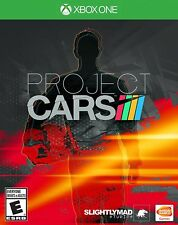 PROJECT CARS XBOX ONE BRAND NEW AND SEALED