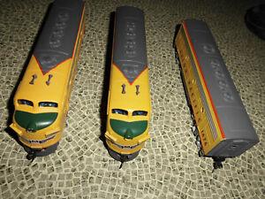 Bachmann H0 - USA Union Pacific - 3 teile all motorized - no box