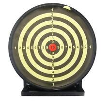 BERSAGLIO SOFTAIR IN GEL 30CM CON VASCHETTA DI RECUPERO- airsoft gel target bbs