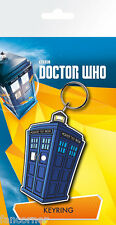 Dr who porte cles Police box officiel Dr Who police call box official keyring