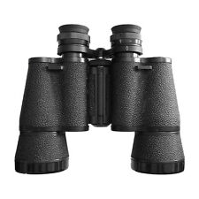 Tasco Fiberglass Heavy Duty Binoculars 15-20x50 with Leather Case - Black