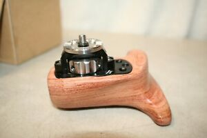 SmallRig Right Side Wooden Grip w/ARRI Rosette Mount for Camera Camcorder 1941B