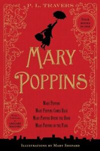 Mary Poppins Collection [New Book] Hardcover, Illustrated, Series