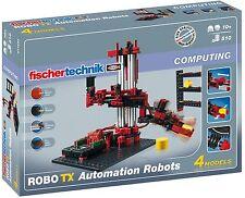 **NEU** fischertechnik 511933 ROBO TX Automation Robots **OVP**