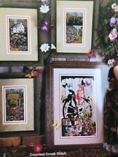 A Day In The Country Counted Cross Stitch Chart Pattern Rare Cross My Heart 246