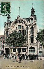 CPA  Lille- La Maison du Peuple   (204204)
