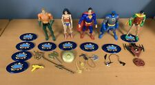 DC Universe Classics Superman Batman Wonder Woman Aquaman Robin Action Figures
