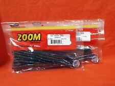 "ZOOM 7"" Magnum Shakey Head Worm (15cnt) #049-005 JuneBug  (2 PCKS)"