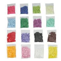 50 Pièces T5 Plastique Pression Boutons Fermeture DIY Vêtement Bébé