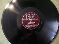 BEN LIGHT LA CUMPARSITA & AFTER YOU'VE GONE 78 TEMPO RECORD TR 624