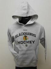New Chicago Blackhawks Youth Sizes S-M-L (8-10/12-14/16) Reebok Hoodie