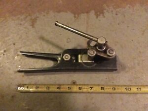 """Vintage PAPCO # 400  COPPER TUBING / PIPE Flaring Tool 5/8"""""""