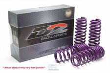 """D2 Racing Lowering Spring Drop 2""""F 2""""R For 14-15 Honda Civic, 13-18 Acura ILX"""
