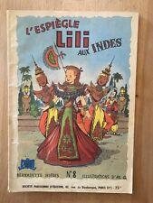 Lili aux Indes (numéro 8) - Edition Originale - TBE