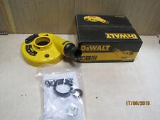 """Dewalt DWE46170 7"""" 180mm dust extraction angle grinder guard shroud grinding"""