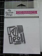 My Favorite Things Die-namics Mini Cupcake Maker Die Set