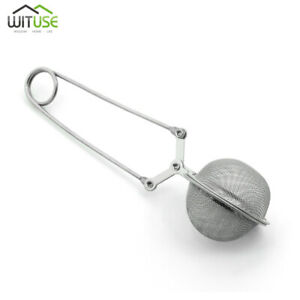 Tea Infuser Loose Tea Leaf Mesh Strainer Ball Stainless Steel Filter Diffuser A