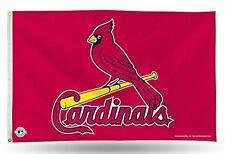 "St Louis Cardinals MLB Banner Flag 3' x 5' (36"" x 60"") ~NEW"