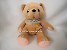 Cherished Teddies Plush Heart of Gold New Years Bear 1999  NEW