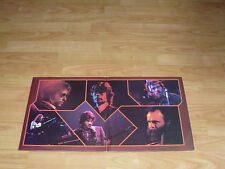 "BOB DYLAN THE BAND   12"" BEFORE THE FLOOD - DOPPIO  LP  ITALY  1974 GATEFOLD"