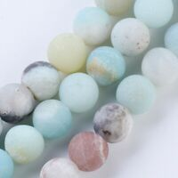 5 Strands Natural Gemstone Round Beads  For Jewellery Making  8mm