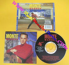 CD MONTE WARDEN Omonimo Same 1993 Netherlands WATERMELON no lp mc dvd (CS4)