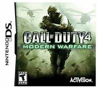 Call of Duty 4: Modern Warfare - Nintendo DS
