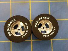 Pro Track N408D Streeter 1 3/16 x .500 Rear 1/24 Drag Car Tire Mid America