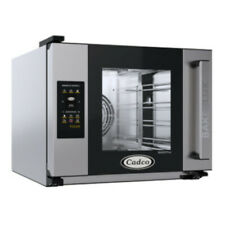 Cadco Xaft 04hs Tr Half Size Bakerlux Touch Heavy Duty Convection Oven