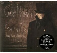 Gary Numan - Splinter (Songs from a Broken Mind) [New CD] UK - Import