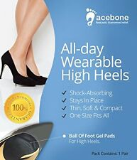 acebone Skid-Proof Ball Of Foot Cushions Metatarsal Gel Pads for High Heels