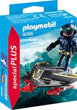 PLAYMOBIL® special PLUS  9086   Sky Knight mit Fluggleiter, NEU & OVP