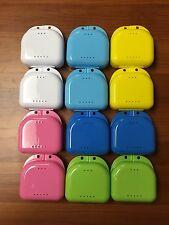 12 Retainer Box Night Guard Box Bleaching Tray Box Case Dental