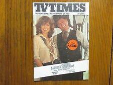 Nov. 15, 1980 TV Times TELE-VUE(LINDA  GRAY/LARRY  HAGMAN/DALLAS/WHO  SHOT J.R.?