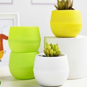 Decoration Mini Plant Succulent Flowerpot Pots Potted Plants Resin