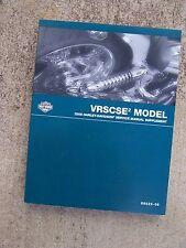 2006 Harley-Davidson Electra Glide VRSCSE2 Motorcycle Manual  Supp 99425-06 V
