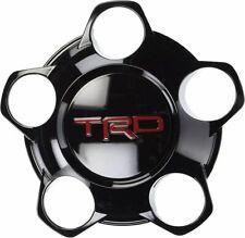 "Genuine Toyota 2014-2019 Tundra 18"" TRD PRO & OFF ROAD Wheel Black Center Cap PT"