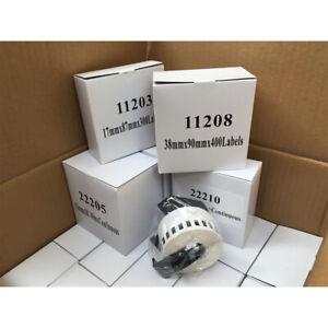 Roll Label fits Brother Printers QL500 QL560 QL570 QL580 QL700 QL720NW QL1050
