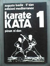 KARATE KATA Pinan ni dan Augusto Basile Sport Arti Marizali Manuale Guida di e