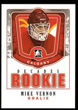 2011 ITG Decades 1980's MIKE VERNON Decades Rookie