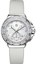 GREAT GIFT IDEA TAG HEUER FORMULA 1 CAC1310.FC6219 DIAMOND CHRONO LADIES WATCH