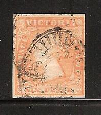 Victoria Australia # 17 Used Queen Victoria Royalty