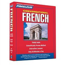 French, Conversational : Learn to Speak and Understand French with Pimsleur...