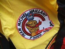 GRATON / MICHEL VAILLANT / TRES RARE MAILLOT TEAM  F 3000  LECONTE / ANNEE  70