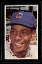 1971 Dell Baseball Stamp Ernie Banks MINT Laminated