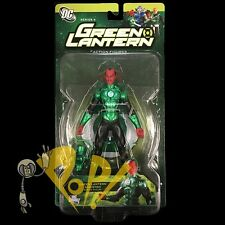 "GREEN LANTERN Series 5 SINESTRO 6"" Action Figure DC Direct 2011 NIP Rare!"
