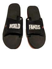 Mc Donalds Mc Delivery Flip Flops Size 8 - 9 World Famous