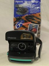Polaroid 600 Instant Camera - in Original Box - Working & Tested