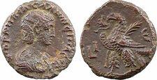 Egypte, tétradrachme d'Alexandrie, Salonine, An 15, LIE - 23