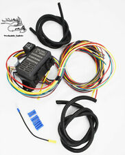 New 8 Circuit Fuse 12V Universal Wire Harness Muscle Car Hot Rod Street Rat